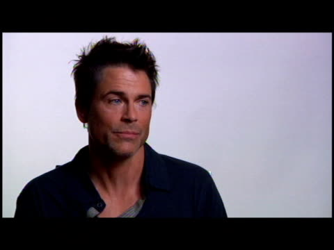 psa rob lowe behind the scenes at the 'stand up to cancer on demand' debuts on comcast at los angeles ca - psa stock videos & royalty-free footage