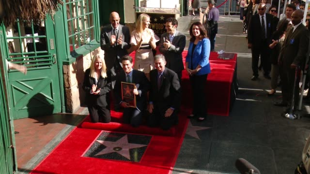 CLEAN Rob Lowe Honored With Star On The Hollywood Walk Of Fame at Hollywood Walk Of Fame on December 08 2015 in Hollywood California