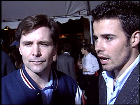 rob mcclanahan at the 'miracle' premiere at the el capitan theatre in hollywood california on february 2 2004 - miracle stock videos & royalty-free footage