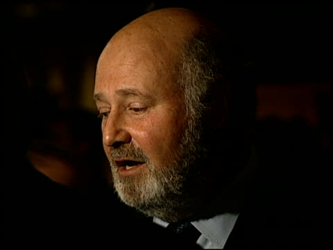rob reiner at the adopt-a-minefield benefit at the century plaza hotel in century city, california on september 18, 2002. - century plaza stock videos & royalty-free footage