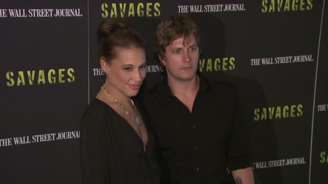 Rob Thomas at Savages New York Premiere at SVA Theater on June 27 2012 in New York New York