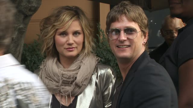 Rob Thomas at the We Are The World 25th Anniversary Recording For Haitian Earthquake Relief at Los Angeles CA