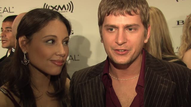 Rob Thomas on attending and performing at Clive Davis' Party at the Clive Davis' PreGrammy Awards Party arrivals at the Beverly Hilton in Beverly...