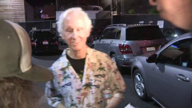 Robby Krieger on Psychedelic 60's Music with Women Drugs and Richard Nixon at Whisky a Go Go WeHo Celebrity Sightings in Los Angeles on in Los...