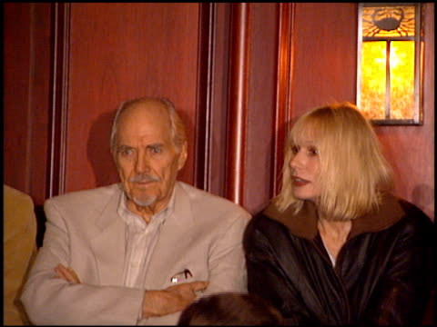 robert altman at the m*a*s*h 25th anniversary with afi on november 6 1995 - 25th anniversary stock videos & royalty-free footage