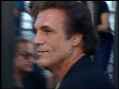 robert davi at the 'america's sweethearts' premiere on july 17, 2001. - robert davi stock videos & royalty-free footage