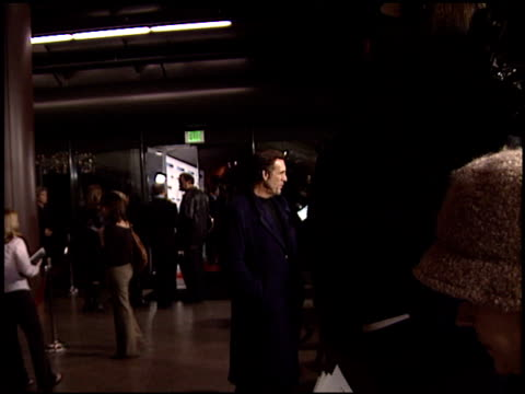 robert davi at the 'gangs of new york' premiere at dga in los angeles, california on december 17, 2002. - robert davi stock videos & royalty-free footage