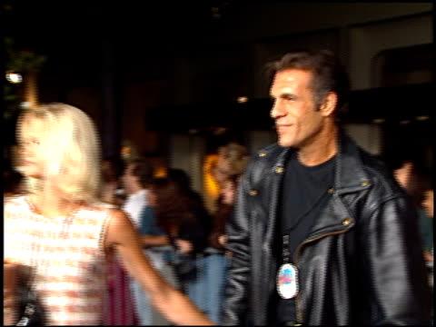 robert davi at the planet hollywood entrances on september 17 1995 - robert davi stock videos and b-roll footage