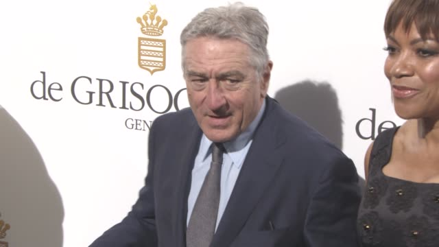 robert de niro grace hightower harvey weinstein georgina chapman fawaz gruosi at de grisogono private party at hotel du capedenroc on may 17 2016 in... - anmut stock-videos und b-roll-filmmaterial