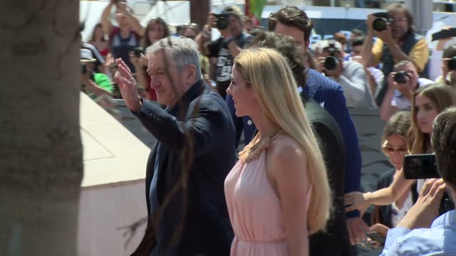 Robert De Niro on May 16 2016 in Cannes France