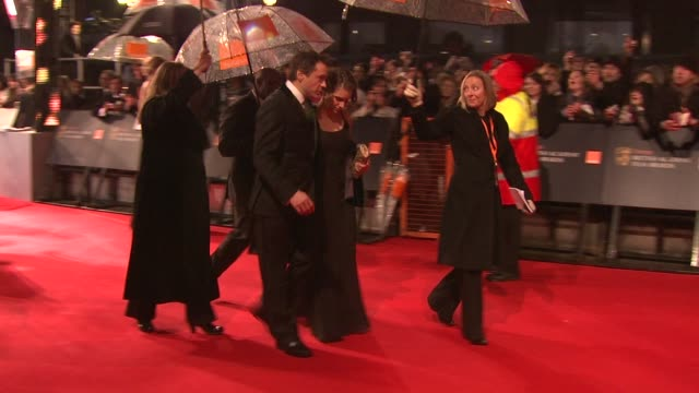 Robert Downey Jnr at the The Orange British Academy Film Awards at London