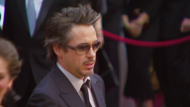 Robert Downey Jr at the 2007 Academy Awards Arrivals at the Kodak Theatre in Hollywood California on February 25 2007