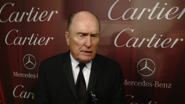 INTERVIEW – Robert Duvall on being honored with the Icon Award how it feels to be a part of the festival how he's preparing for award season at the...