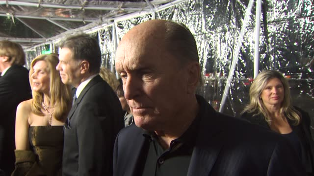 Robert Duvall on working with Jeff Bridges why he helped make this film at the 'Crazy Heart' Premiere at Beverly Hills CA