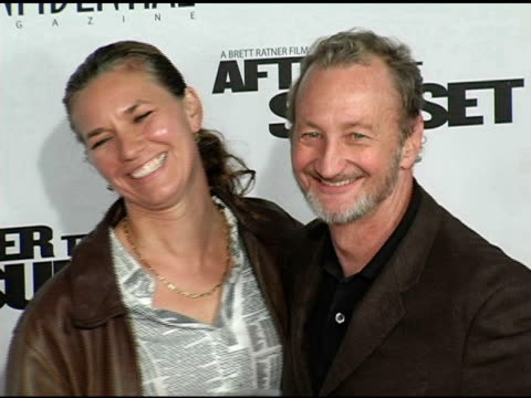 robert englund at the 'after the sunset' premiere at grauman's chinese theatre in hollywood, california on november 4, 2004. - robert englund stock videos & royalty-free footage