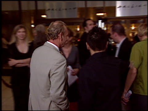 robert englund at the 'freddy vs jason' premiere at the cinerama dome at arclight cinemas in hollywood, california on september 13, 2003. - robert englund stock videos & royalty-free footage