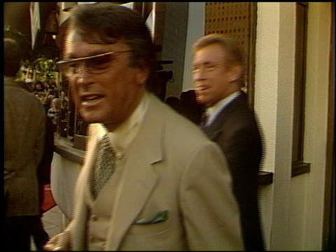 Robert Evans at the 'Slive'r Premiere at the Bruin Theatre in Westwood California on May 19 1993