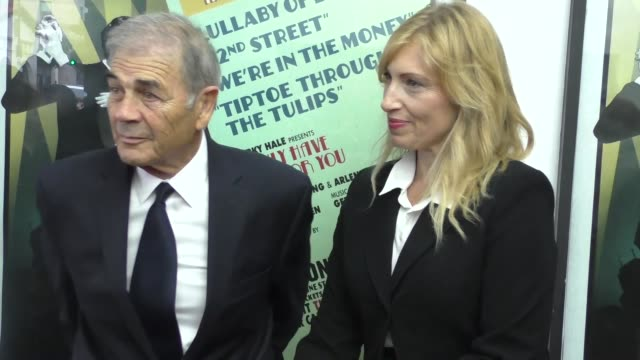 Robert Forster at the opening night of 'I Only Have Eyes For You' at The Ricardo Montalban Theatre in Hollywood at Celebrity Sightings in Los Angeles...