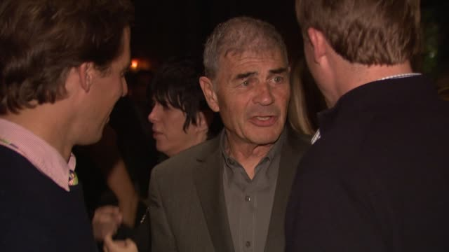 robert forster at thewrap.com pre-oscar party on 2/22/2012 in beverly hills, ca. - oscar party stock videos & royalty-free footage