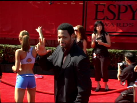 robert horry at the 13th annual espy awards arrivals at the kodak theatre in hollywood, california on july 13, 2005. - espy awards stock videos & royalty-free footage