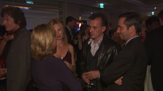 Robert Knepper at the Monte Carlo Television Festival Cocktail Party at Beverly Hills CA