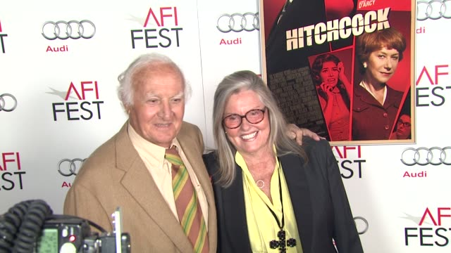 Robert Loggia at AFI Fest 2012 Opening Night Gala World Premiere Of Hitchcock on 11/1/2012 in Hollywood CA