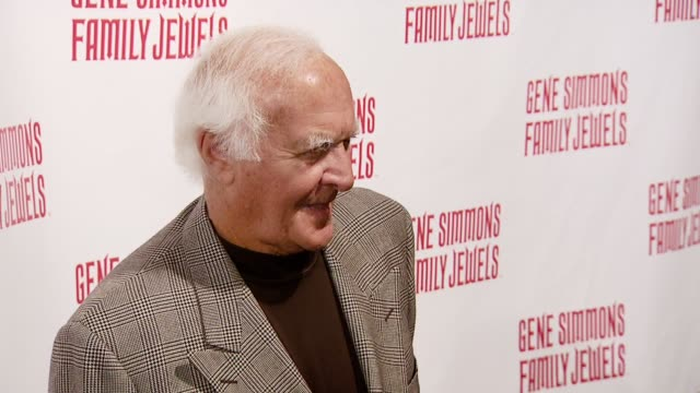 Robert Loggia at the Gene Simmons Roast Hosted by Jeff Ross at Key Club in West Hollywood California on November 27 2007