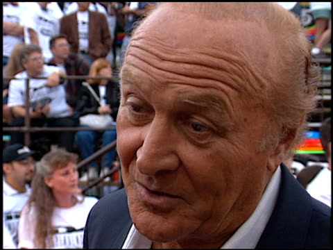Robert Loggia at the 'Independence Day' Premiere on June 25 1996