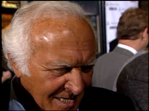 Robert Loggia at the 'Return to Me' Premiere on April 3 2000