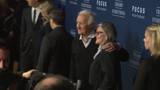 Robert Loggia at The Theory Of Everything Los Angeles Premiere Presented By Focus Features in Los Angeles CA