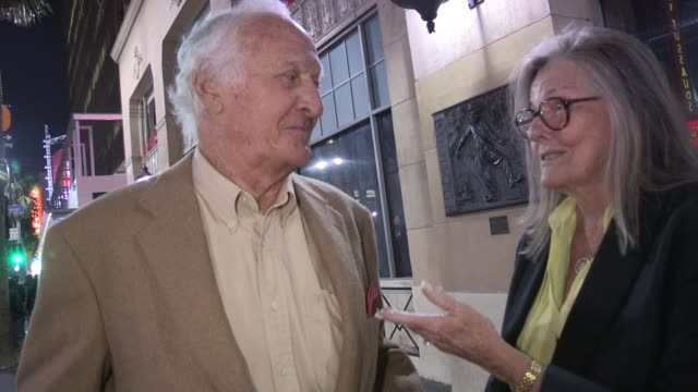 Robert Loggia on Alfred Hitchcock his Movies while departing Hitchcock Premiere in Hollywood at Celebrity Sightings in Los Angeles Robert Loggia on...