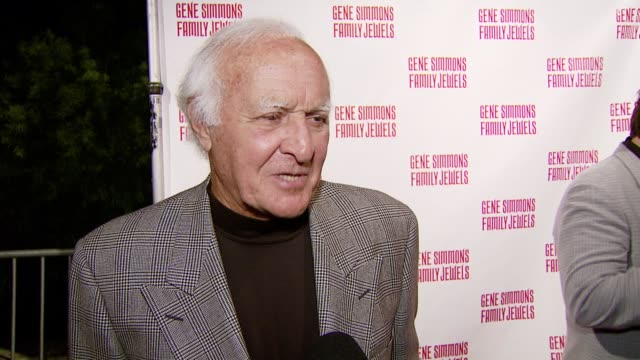 Robert Loggia on the event at the Gene Simmons Roast Hosted by Jeff Ross at Key Club in West Hollywood California on November 27 2007