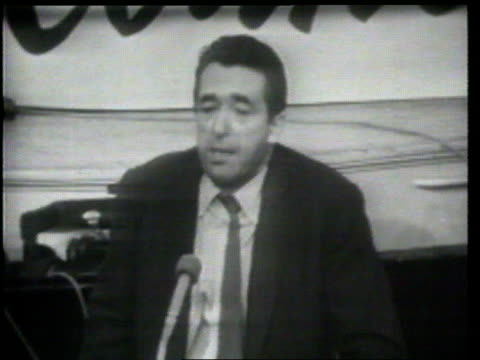 robert maxwell dead robert maxwell dead int cms robert maxwell speaking as labour mp tx - member of parliament stock videos & royalty-free footage