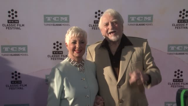 robert morse at the 50th anniversary screening of the sound of music at tcl chinese theatre imax on march 26 2015 in hollywood california - tcl chinese theatre stock videos & royalty-free footage