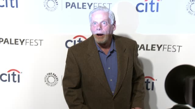robert morse at the mad men panel paleyfest 2014 at dolby theatre on march 21 2014 in hollywood california - the dolby theatre stock videos & royalty-free footage