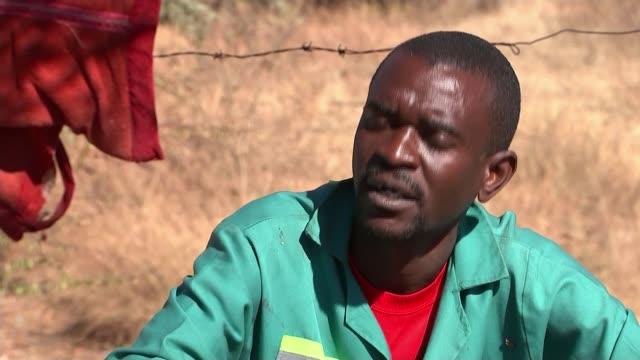 robert mugabe's successor president emmerson mnangagwa faces election zimbabwe victoria falls water flowing from zambezi river down victoria falls... - victoria falls stock videos and b-roll footage