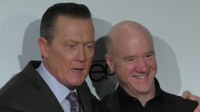 robert patrick and michael monks at the premiere of 'last rampage the escape of gary tison' from epic pictures releasing at arclight cinemas on june... - arclight cinemas hollywood 個影片檔及 b 捲影像
