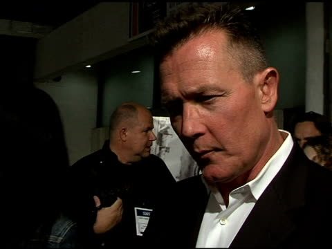 Robert Patrick on his experience playing Joaquin's father and on his musical family at the 20th Century Fox's 'Walk the Line' Premiere at the Opening...