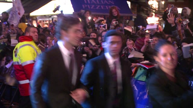 Robert Pattinson at the Twilight London Premiere at London