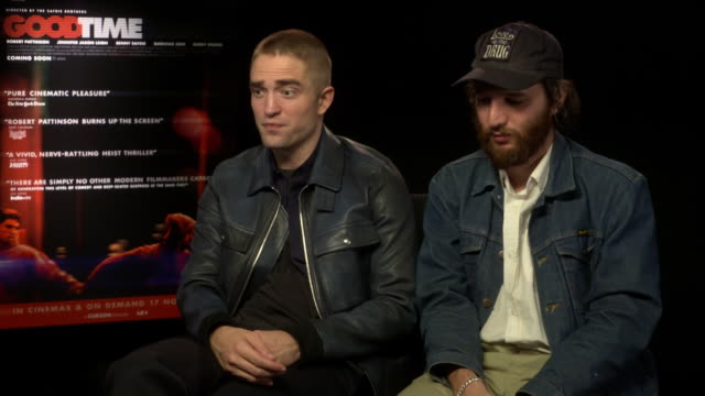 INTERVIEW Robert Pattinson Joshua Safdie on working with Claire Denis Robert Patterson getting involved in the film shaving his head on the last day...