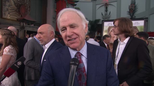INTERVIEW Robert Pine on some of his memories at TCL talks about his son Chris Pine and how special it is when he supports him at his premieres on...