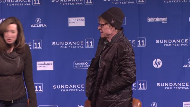 Robert Redford talks about the origins of the Sundance film festival and his hopes for the future of the festival and creating opportunities for the...