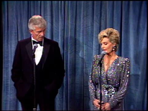 Robert Reed at the 1989 Emmy Awards Backstage at the Pasadena Civic Auditorium in Pasadena California on September 17 1989