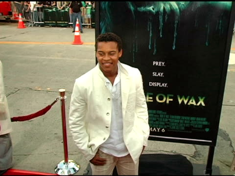 Robert Ri'Chard at the 'House of Wax' Premiere on April 26 2005