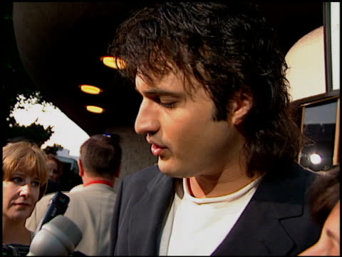 robert rodriguez at the 'desperado' premiere on august 21 1995 - 1995 stock videos & royalty-free footage