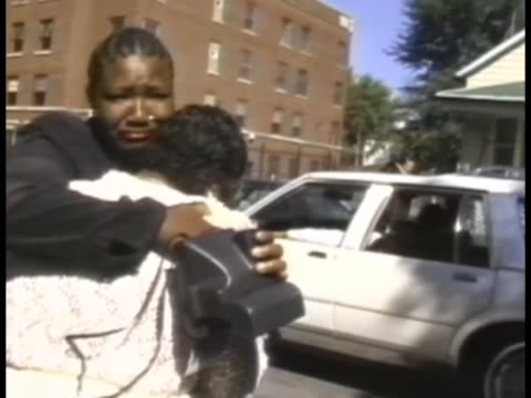 robert sandifer, an 11-year-old murder victim, was himself accused of murder - crime stock videos & royalty-free footage
