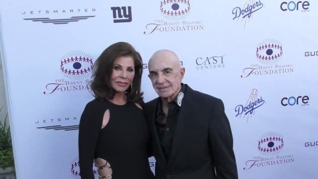 Robert Shapiro and Linell Shapiro at The Annual Brent Shapiro Foundation For Alcohol And Drug Prevention Summer Spectacular on September 09 2017 in...