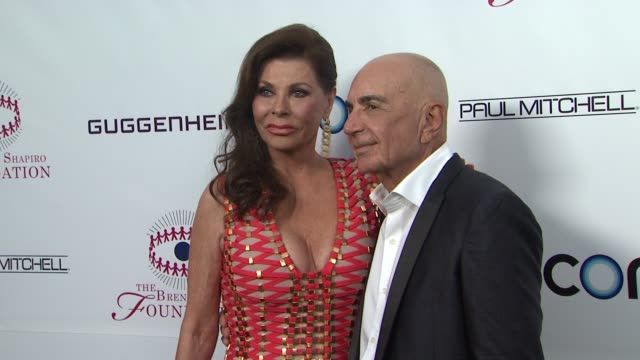 Robert Shapiro and Linell Shapiro at the The Annual Brent Shapiro Foundation For Alcohol And Drug Prevention Summer Spectacular on September 17 2016...