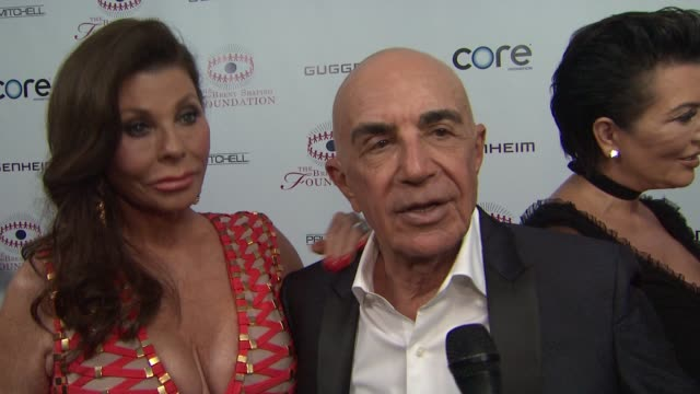 INTERVIEW Robert Shapiro and Linell Shapiro on the Foundation what it does why it's important what its accomplished at the The Annual Brent Shapiro...