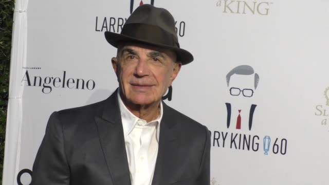 Robert Shapiro at Larry King's 60th Anniversary in Broadcasting on May 01 2017 in Los Angeles California